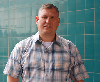 James Pobanz helps veterans struggling with mental illness find housing and jobs.