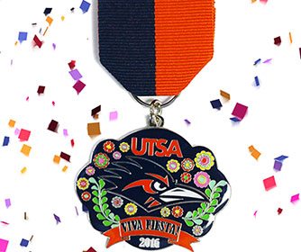 2016 Utsa Fiesta 174 Medals On Sale April 1