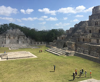 Course allows UTSA students to explore ancient Maya sites