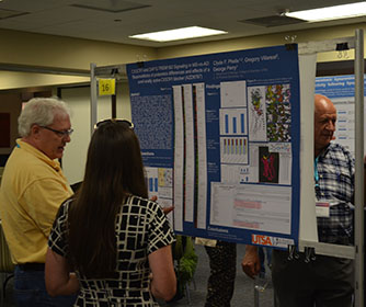 Health care researchers learn at UTSA neuroimmunology symposium