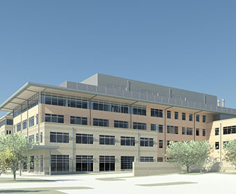 The new Science and Engineering Building will provide additional classroom and laboratory space to support student success