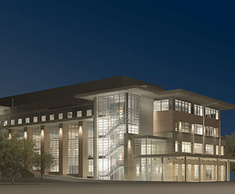 New Science and Engineering building on UTSA Main Campus will provide more visibility to different disciplines
