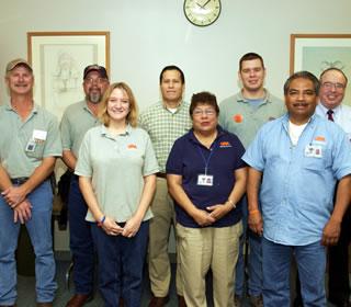 UTSA staff members