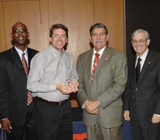 HUB award winner