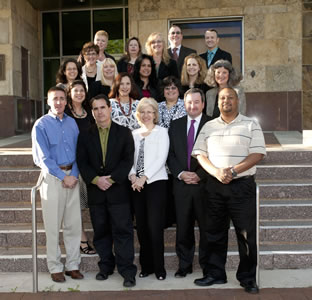 Leadership UTSA participants