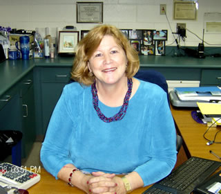 Patricia Morehead