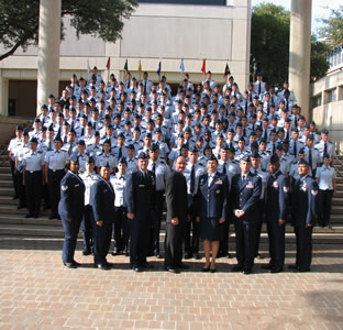 UTSA Air Force ROTC Detachment 842