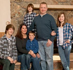 Barnart family