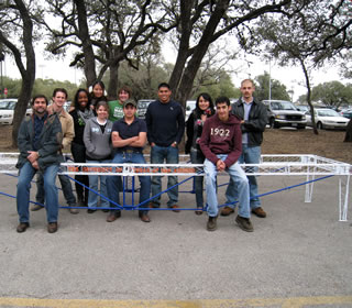 UTSA Steel Bridge Team