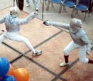 UTSA Club Fencing