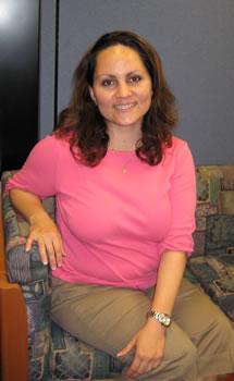 Cristina Forbes