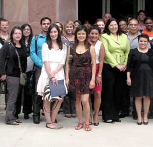 law academy participants