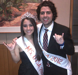 Mr. and Ms. UTSA