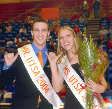Mr. and Ms. UTSA 2004