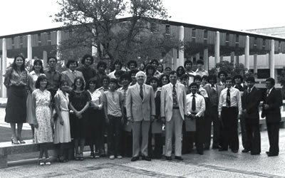 PREP students in 1979