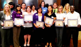 mentor program participants