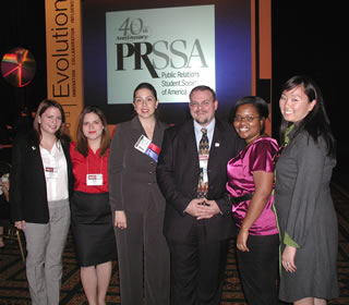 PRSSA awards