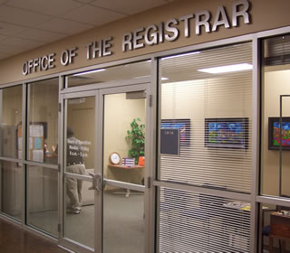 Office of the Registrar