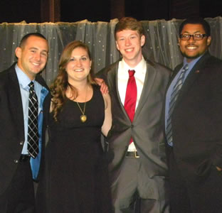 SGA officers
