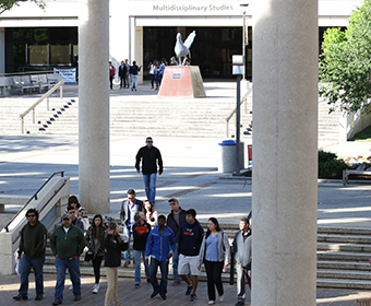 Discover what it's like to be a Roadrunner at UTSA Day