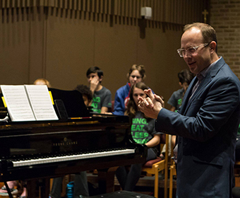 UTSA professor debuts new cantata about San Antonio's cultural history