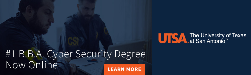 UTSA launches first fully online degree program in cybersecurity