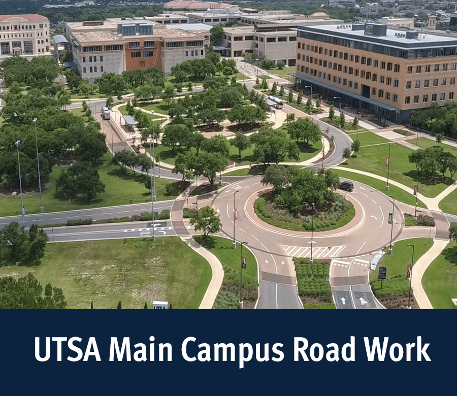 UTSA Roadwork CTA
