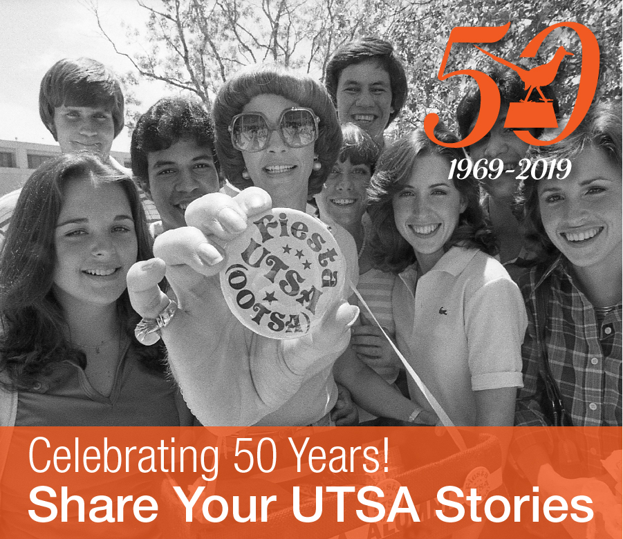 UTSA Share Your Story
